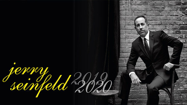 None - Enter to Win a Pair Tickets to See Jerry Seinfeld