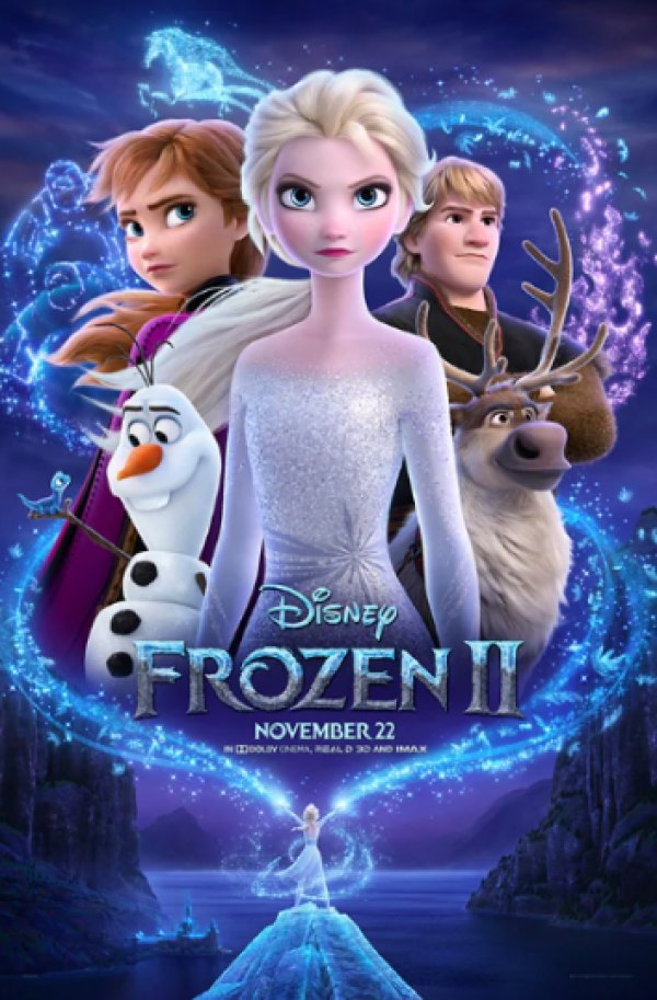 None - Enter For Your Chance To Win A 4 Pack Of Passes To The Advance Screening Of Frozen 2!