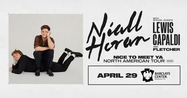 None - Enter to Win Tickets to See Niall Horan and Lewis Capaldi