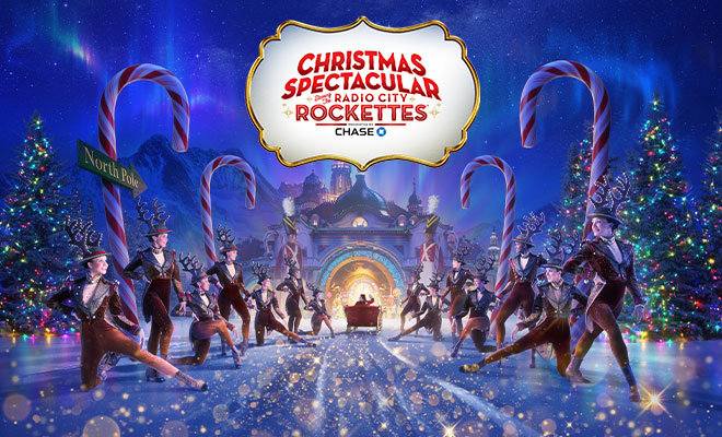 Radio City Christmas Spectacular Tickets.Enter To Win Tickets To See The Christmas Spectacular