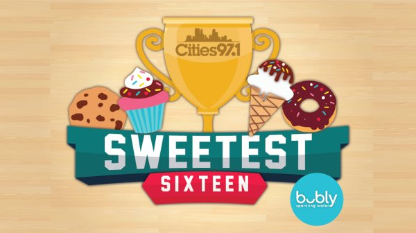 None - Win passes to the Sweetest 16 party in Studio C!
