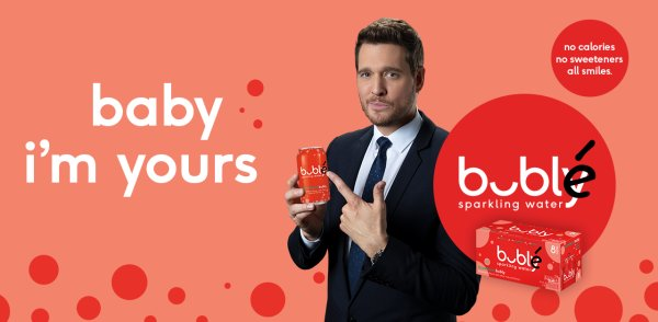 None -  Enter to win a pair of tickets to see Michael Bublé from Bubly!