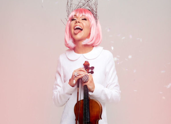 None - Win tickets to Lindsey Stirling!