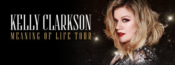 None - Win tickets to Kelly Clarkson!
