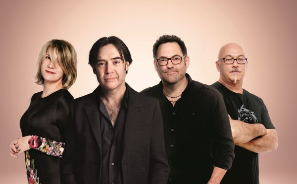 None - Enter to win tickets to see Crash Test Dummies!
