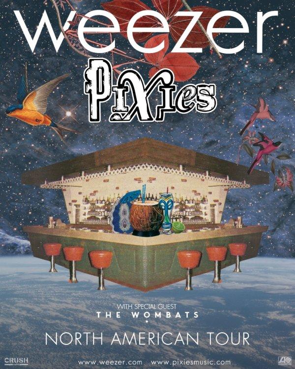 None -  Win tickets to Weezer!