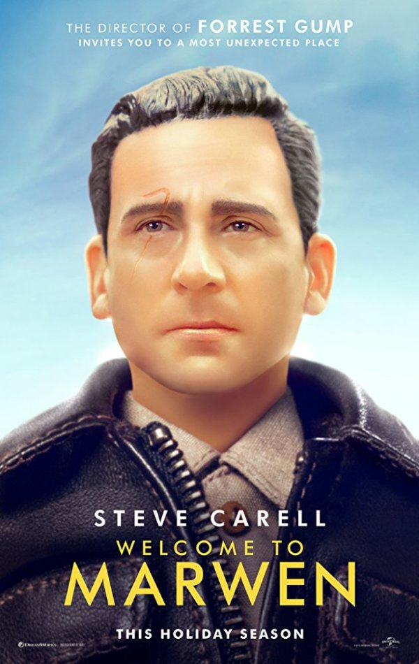 None - Enter to win advanced screening passes to Welcome to Marwen!