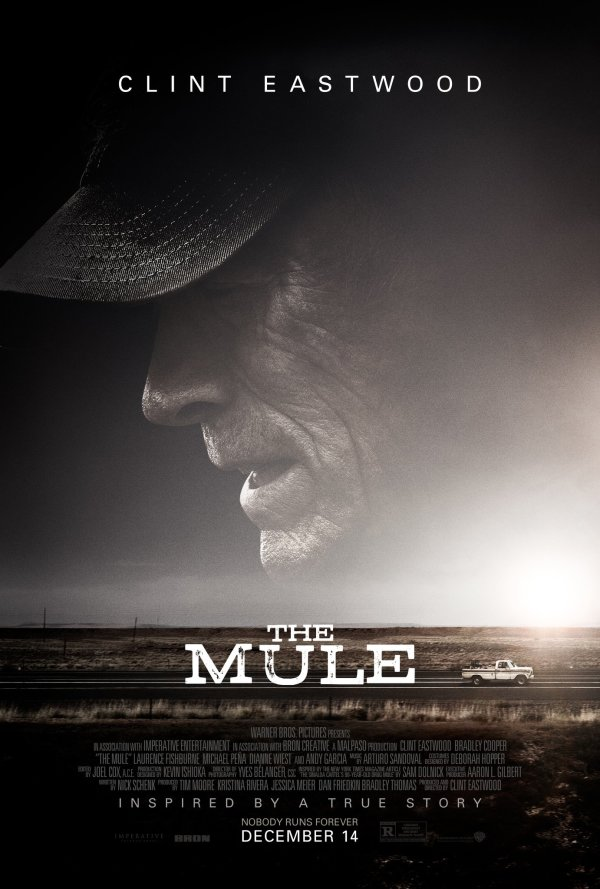 None - Enter to win Fandango tickets to see The Mule!