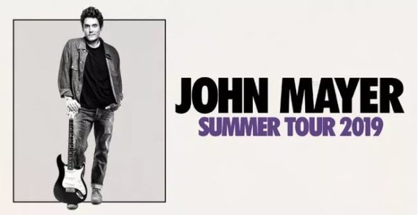None - Enter to win tickets to see John Mayer!