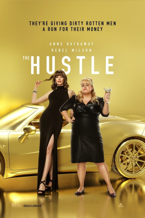 None - Enter to win advance screening passes to The Hustle!