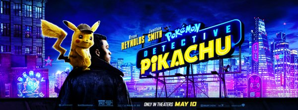 None - Enter to win a four pack of passes to see Pokemon Detective Pikachu