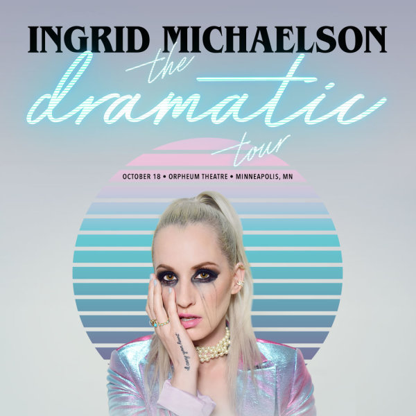 None - Enter to win tickets to see Ingrid Michaelson!