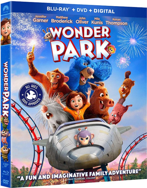 None - Enter to Win WONDER PARK on Blu-ray!