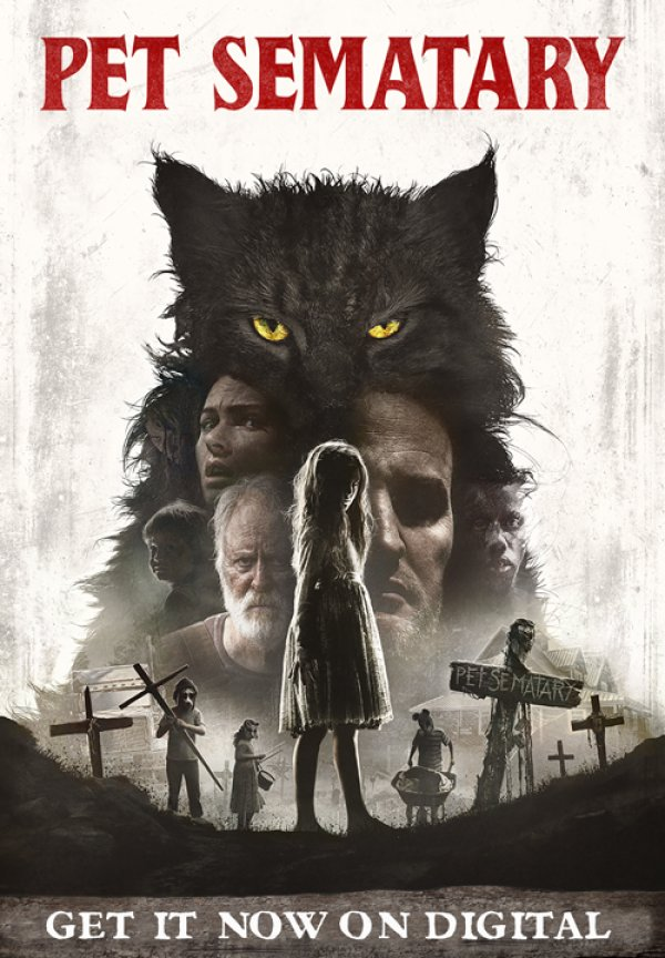 None - Enter to Win a Digital HD Copy of Pet Sematary!
