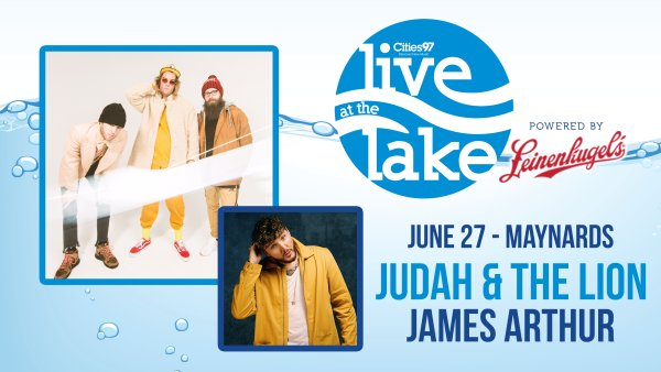 None - Enter to win a Meet and Greet with James Arthur!