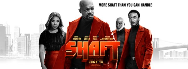 None - Enter to win a pair of Fandango tickets to see SHAFT!