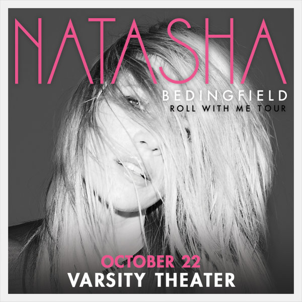 None - Enter to win a pair of tickets to Natasha Bedingfield!