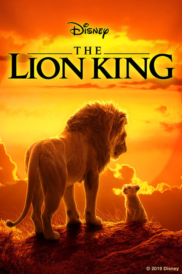 None - Enter to win a copy of The Lion King!