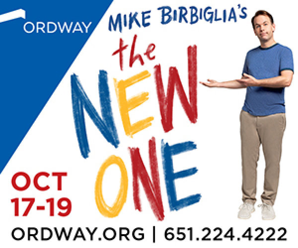 None - Enter to win a pair of tickets to see Mike Birbiglia's The New One at the Ordway!