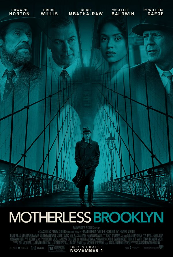 None - Enter to win advance screening passes to see MOTHERLESS BROOKLYN!