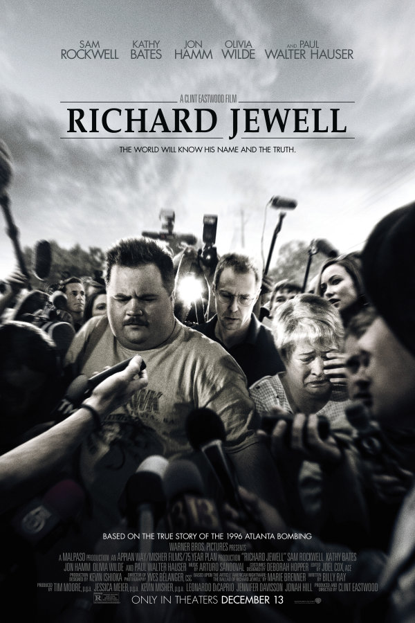 None - Enter to win advance screening passes to see Richard Jewell!