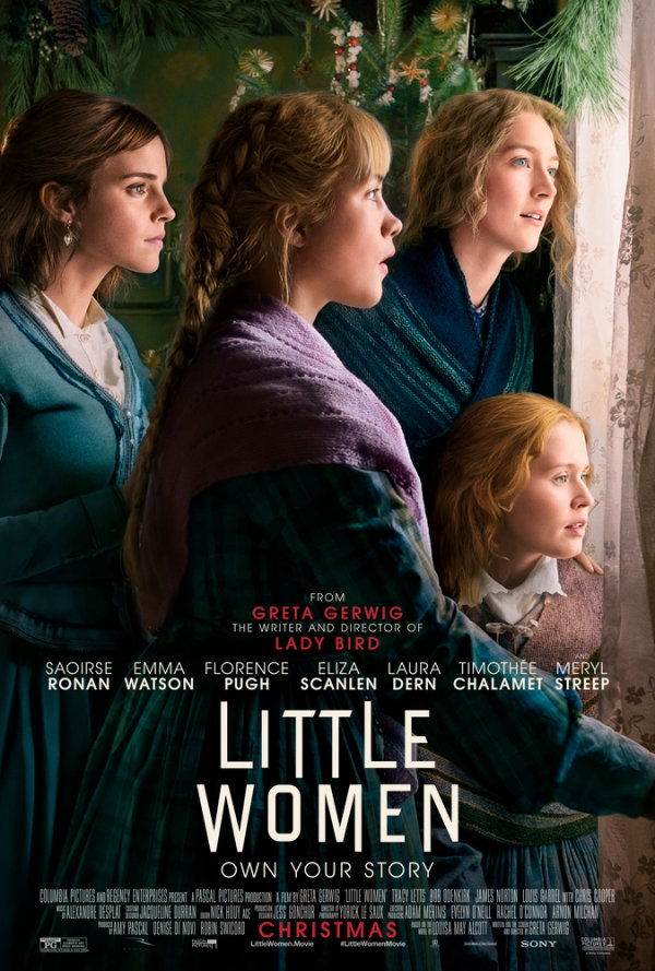 None - Enter to win advance screening passes to see Little Women!