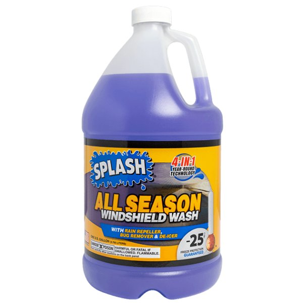 None - Enter to win a $100 Holiday Gift Card from SPLASH All Season Windshield Wash!
