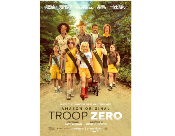 None - Enter to win passes to a special screening of TROOP ZERO!