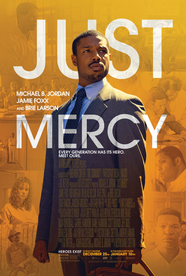 None - Enter to win to win passes to see JUST MERCY in theaters!