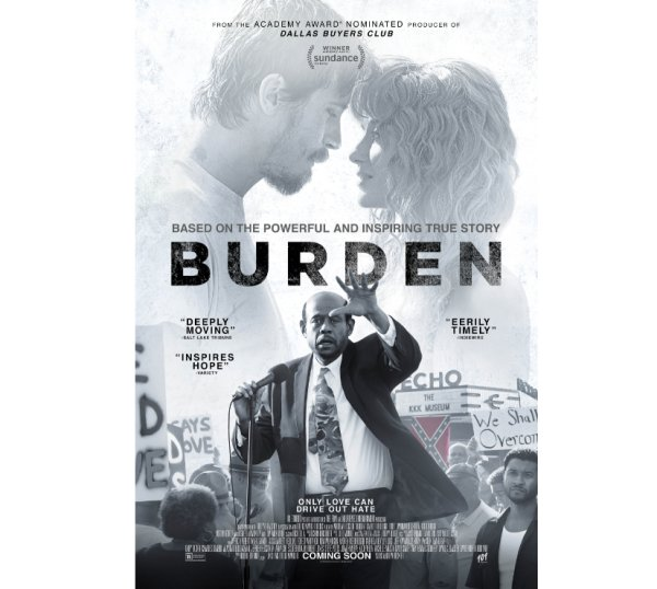 image for Enter to win an advanced screening pass for BURDEN!