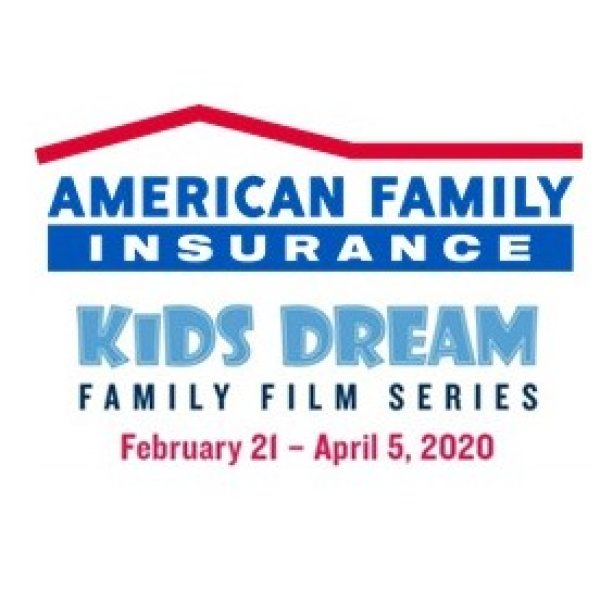 image for Enter to win tickets to the Kids Dream Family Film Series!