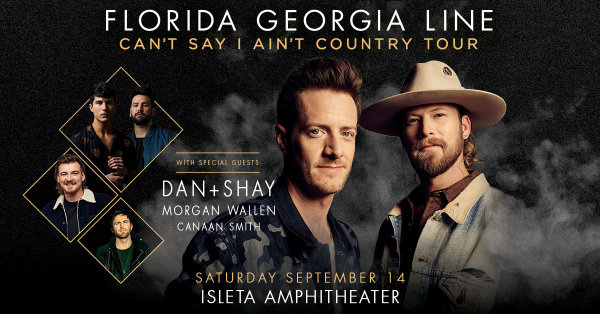 None - Win Florida Georgia Line Tickets!
