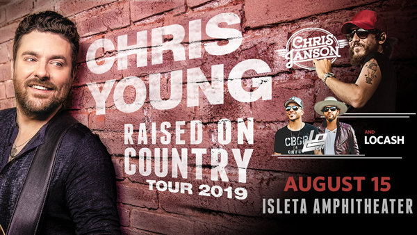 Win Chris Young Tickets