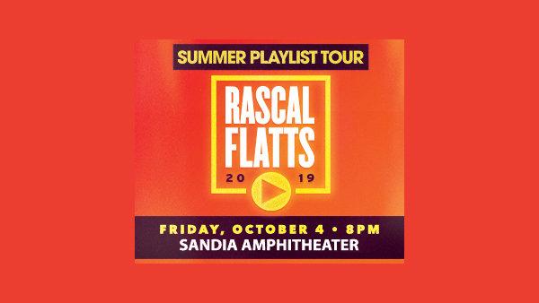 None - Win Rascal Flatts Tickets
