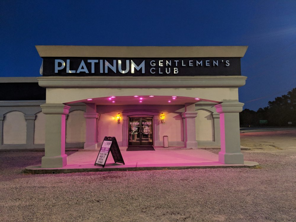 Jacksonville nc strip clubs