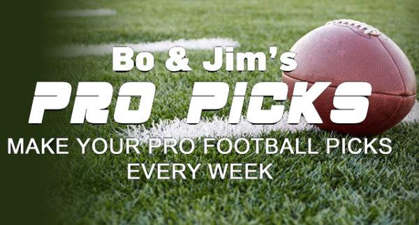 None -  Bo & Jim's Pro Picks
