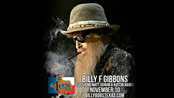 None -   Win Tickets To See Billy F Gibbons
