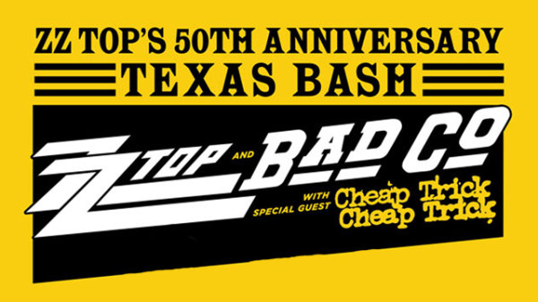 None -    Listen To Win Lone Star 92.5 presents ZZ Top's 50th Anniversary Texas Bash Tickets!