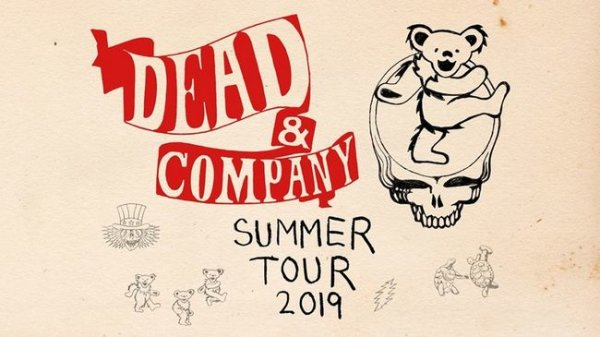 None -  Listen With Debbie To Win Dead & Co. Subway Party Deck Tickets!