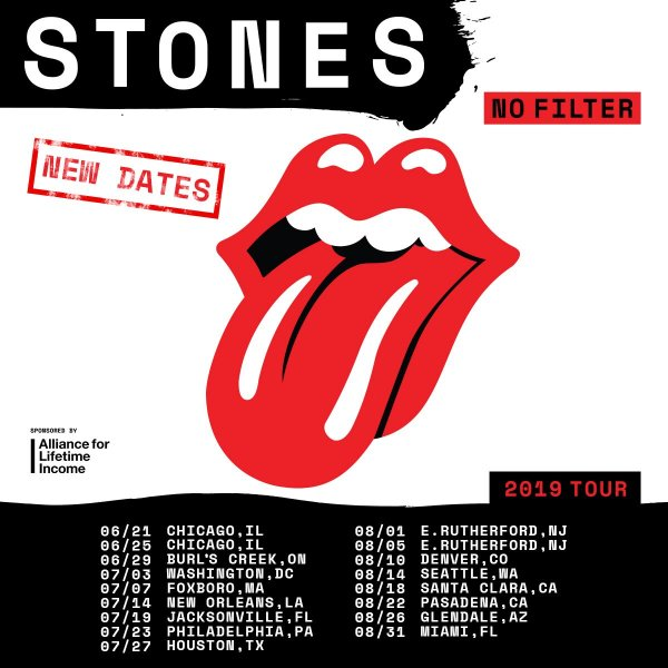 None - Listen to Bo & Jim For Your Chance To Win Rolling Stones Tickets!