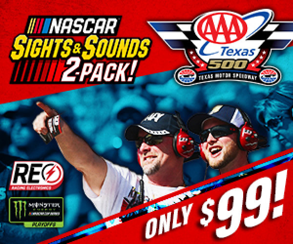 None - Listen to Win Tickets to AAA Texas 500!