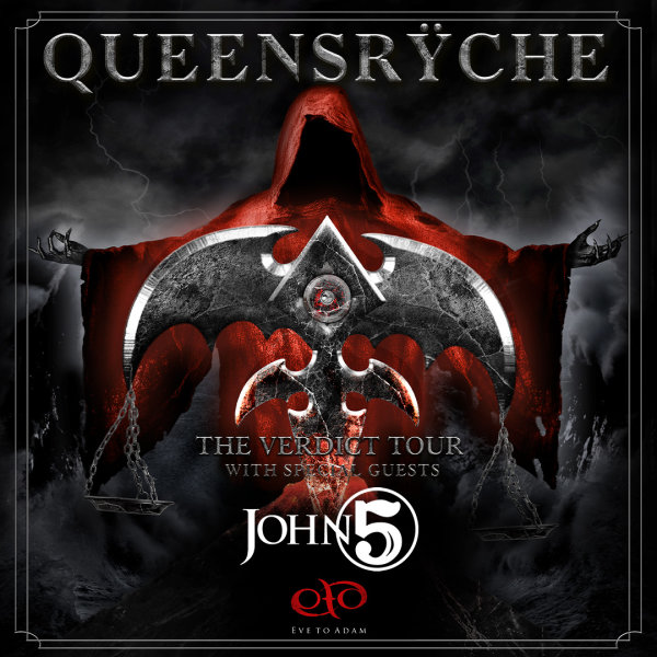 None - Enter To Win Queensryche Tickets!