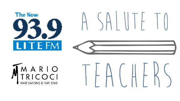 None - Melissa Forman's Salutes Teachers...Nominate a Teacher for a chance to receive $100 Gift Card from Mario Tricoci Hair Salons & Day Spas!