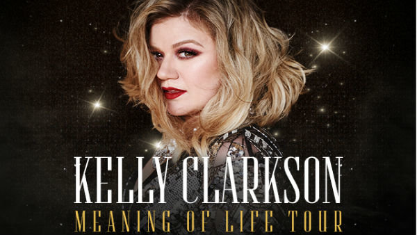 None -      Enter to win tickets to see Kelly Clarkson: Meaning Of Life 2019 Tour