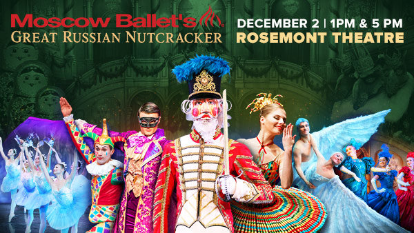 None -      Enter to win a four pack of tickets to the Moscow Ballet