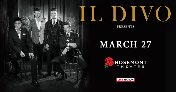 None -       Enter to win tickets to see IL Divo: Timeless Tour