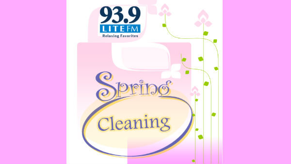 None -         93.9 LITE FM Spring Cleaning The Prize Closet
