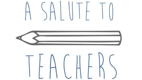 None - Melissa Forman's Teacher Salute: Nominate a Teacher for a $100 Spa Gift Card.