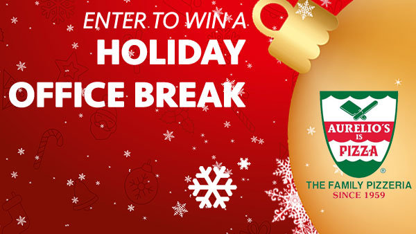 None - Enter for a chance to win lunch for your office