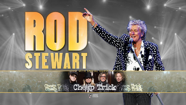 None - Enter to win tickets to see Rod Stewart in concert!